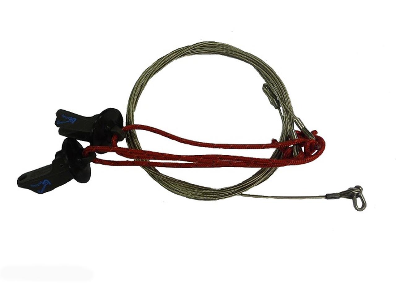 Cable De Trapecio Corto
