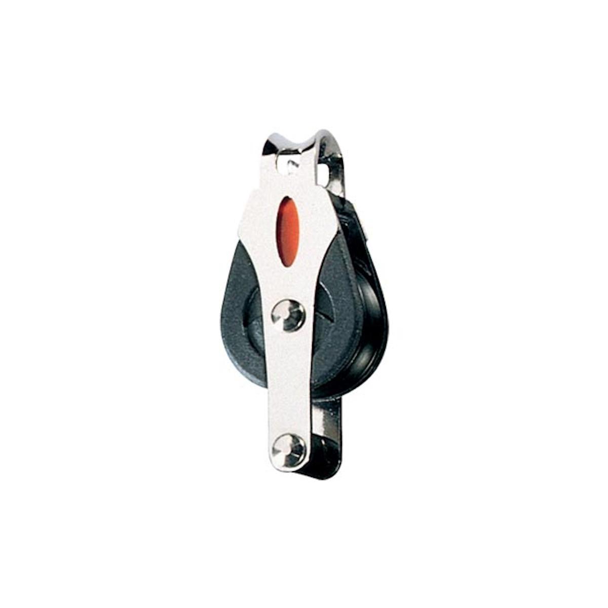 Motón Simple Con Arraigo 20mm Ronstan