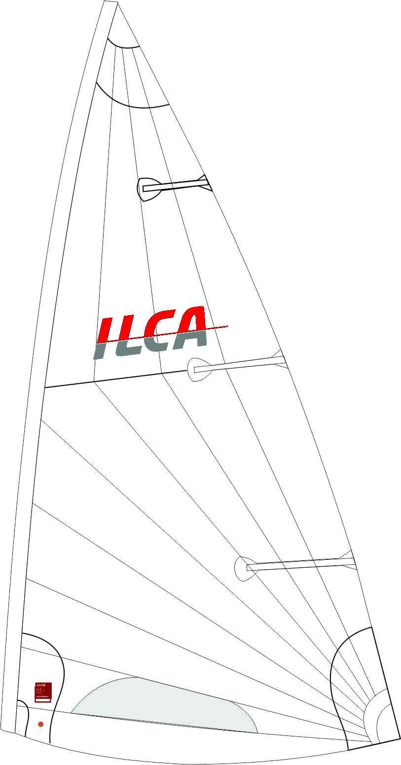 Vela MK2 Size7 ILCA Marca Hyde